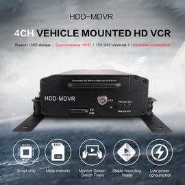 China Transporte o controle móvel de HDD DVR GPS 3G WIFI 4CH PTZ com software esperto do CMS fábrica